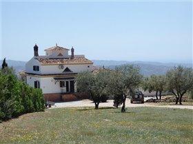 Image No.2-Maison de campagne de 4 chambres à vendre à Alcaucín