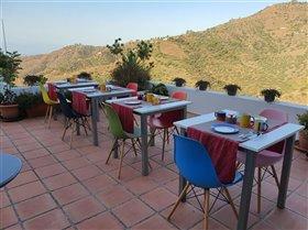 Image No.4-Maison de campagne de 5 chambres à vendre à Cómpeta