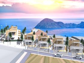 Isla Plana, Townhouse