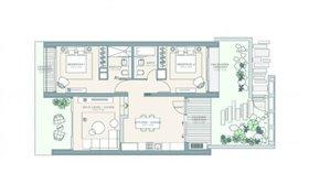 Image No.5-Appartement de 2 chambres à vendre à Tsada