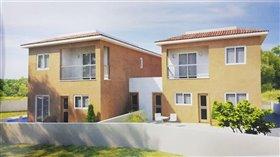 Image No.3-Villa de 3 chambres à vendre à Polemi