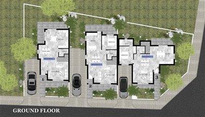 Detached Villa For Sale  in  Geroskipou