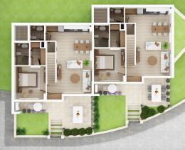Image No.26-Duplex de 3 chambres à vendre à Bodrum