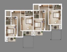 Image No.27-Duplex de 3 chambres à vendre à Bodrum