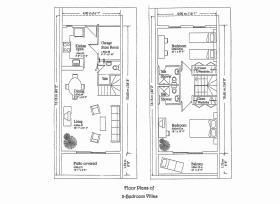 Image No.7-Maison de ville de 2 chambres à vendre à Jolly Harbour