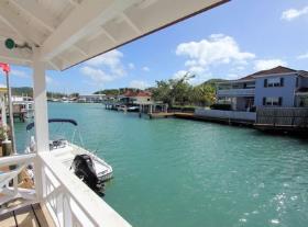 Image No.1-Villa de 3 chambres à vendre à Jolly Harbour