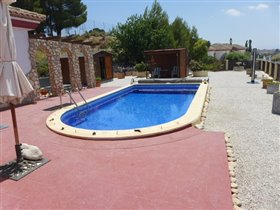 Image No.4-Villa de 4 chambres à vendre à Los Carriones