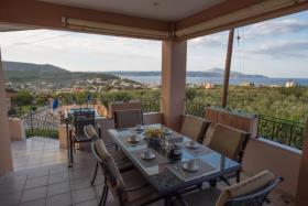 Image No.3-Villa / Détaché de 7 chambres à vendre à Kalyves