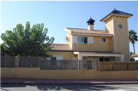 Image No.2-Villa de 5 chambres à vendre à Mazarron Country Club