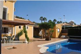 Image No.3-Villa de 5 chambres à vendre à Mazarron Country Club