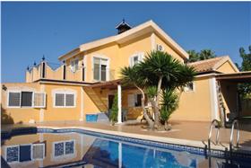 Image No.5-Villa de 5 chambres à vendre à Mazarron Country Club