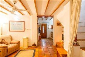 Image No.1-Maison de village de 3 chambres à vendre à Benidoleig