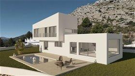 Image No.2-Villa de 3 chambres à vendre à Benigembla