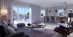 Image No.3-Penthouse de 3 chambres à vendre à Sainte-Maxime