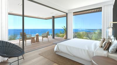 Penthouse-Bedroom
