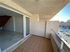 Image No.2-Duplex de 2 chambres à vendre à Almerimar