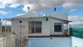Image No.1-Maison de campagne de 2 chambres à vendre à Canadas de San Pedro
