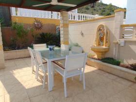 Image No.4-Villa / Détaché de 4 chambres à vendre à Hondón de las Nieves