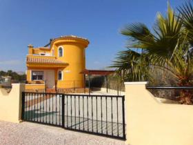 Abanilla, Villa / Detached
