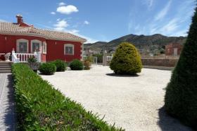 Image No.3-Villa de 3 chambres à vendre à Hondón de las Nieves
