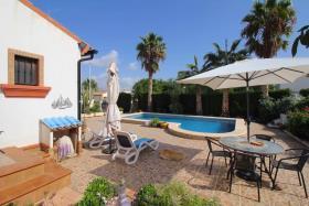 Image No.7-Villa / Détaché de 3 chambres à vendre à Hondón de las Nieves