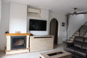 Image No.5-Villa / Détaché de 3 chambres à vendre à Hondón de las Nieves