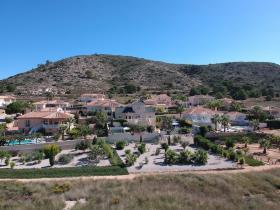 Image No.3-Villa / Détaché de 7 chambres à vendre à Hondón de las Nieves
