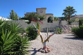 Image No.7-Villa / Détaché de 7 chambres à vendre à Hondón de las Nieves