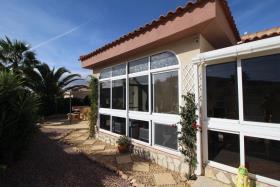 Image No.3-Villa / Détaché de 3 chambres à vendre à Hondón de las Nieves
