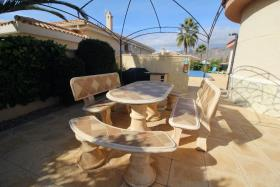 Image No.6-Villa / Détaché de 3 chambres à vendre à Hondón de las Nieves