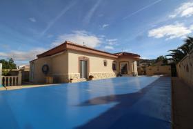 Image No.0-Villa / Détaché de 3 chambres à vendre à Hondón de las Nieves