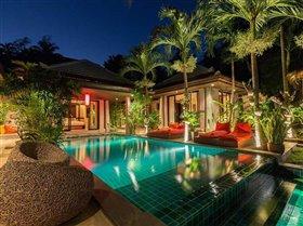 Bo Phut, Villa