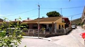 Las Palas, House