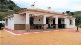 Comares, Villa