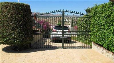 gated-entrance