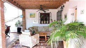 Image No.3-Villa de 3 chambres à vendre à Almáchar