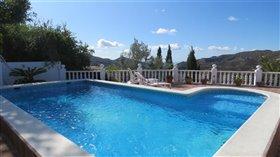 Image No.1-Villa de 3 chambres à vendre à Canillas de Albaida