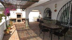 Image No.2-Villa de 3 chambres à vendre à Canillas de Albaida