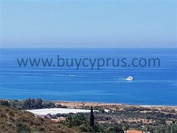 6 BEDROOM 7 BATHROOM LUXURY VILLA IN CORAL BAY OVERLOOKING THE PROPOSED PAPHOS MARINA WITH STUNNING SEAVIEWS *** 440 SM COVERED AREA, 1338 SM PLOT***