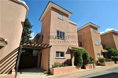 Detached Villa For Sale  in  Kato Paphos