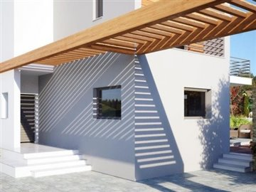 New Modern Design 4 Bedroom Villa with Private Pool