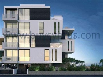 Modern Block of 15 Apartments with Total 31 Bedrooms