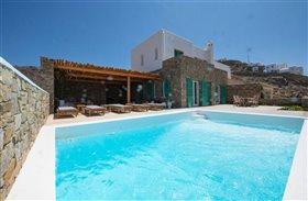 Image No.1-Villa de 3 chambres à vendre à Mykonos
