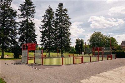 Domaine-du-Logis-Voetbalkooi