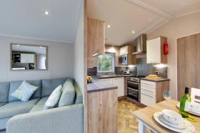 Image No.4-Mobile Home de 2 chambres à vendre à La Chapelle-aux-Filtzméens