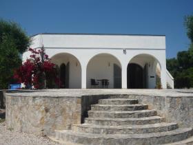 Carovigno, Villa