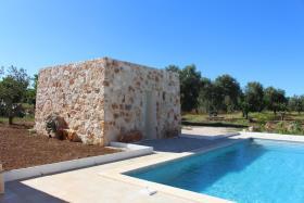 Image No.1-Villa de 4 chambres à vendre à Carovigno