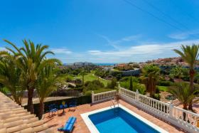 Image No.1-Villa / Détaché de 3 chambres à vendre à Riviera del Sol