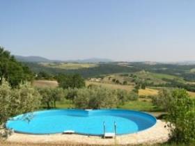Image No.3-Ferme de 4 chambres à vendre à Todi