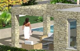 Image No.2-Villa de 4 chambres à vendre à Famagusta